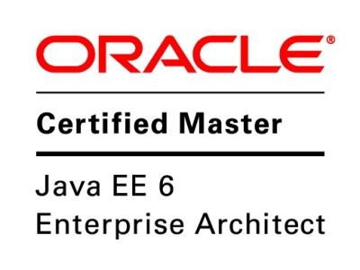 Oracle Certified Master - Java EE6 Architect